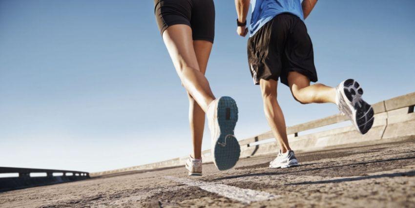 lesion usar plantilla de correr